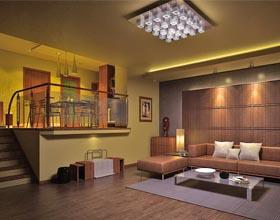 三款客厅卧室效果图