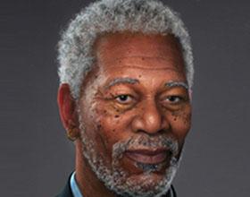 摩根・弗里曼(Morgan Freeman)3D作品欣赏