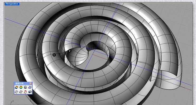 红缨蜗牛线条画步骤