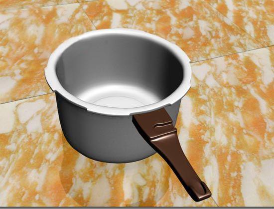 如何用max制作一个高精度的高压锅