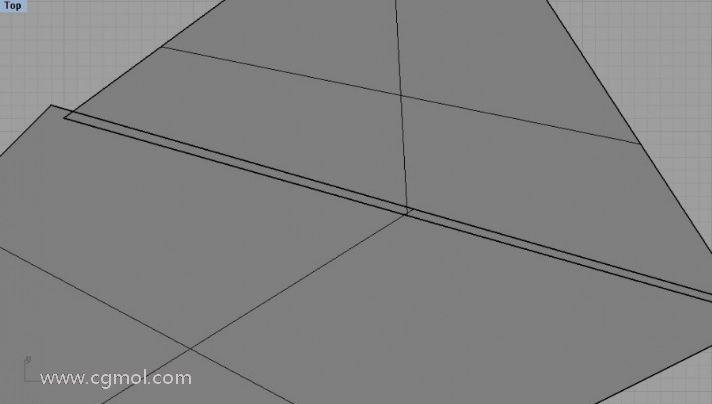 rhino曲面建模教程的技巧和曲面的组合细节分析