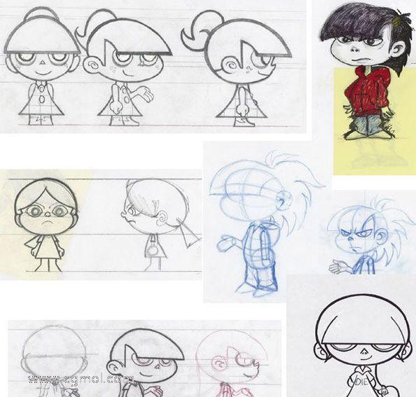 maya卡通女孩熊玩具建模图文教程
