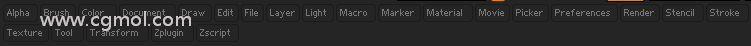 小技巧!ZBrush如何显示当前命令的帮助文档