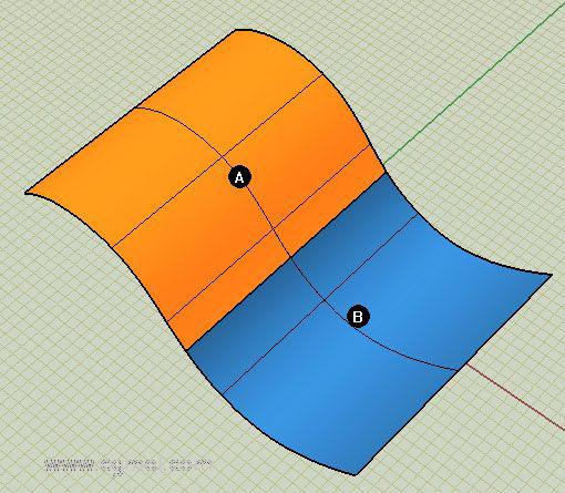 犀牛MERGE融合命令教程,处理方法与技巧