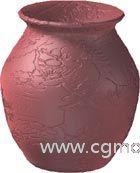 3DMAX凹凸贴图:制作陶罐