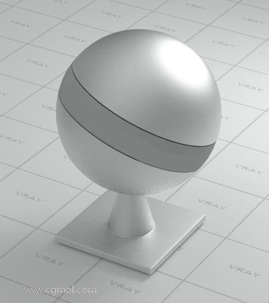 如何将max材质球默认为VRay材质