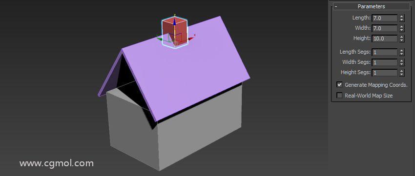 创建一个新的box