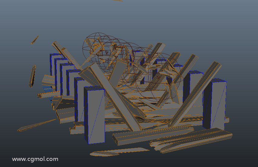 也可以使用其他木板重复此过程